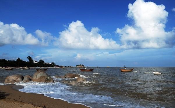龙门群岛国家海洋公园-钦州保税港区-三娘湾旅游区